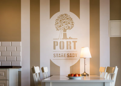 Apartament | Port Chillout Stare Sady Mazury